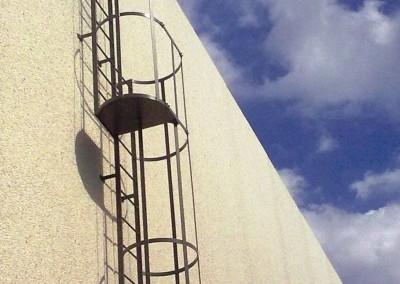 Escaleras Acceso Vertical