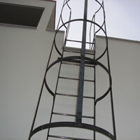 Vertical Access stairs collection