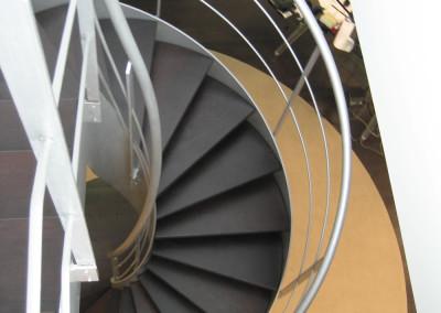 Escalera helicode de diseño