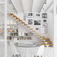 Escalera Modular Habitare