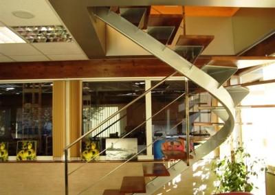 Escalera Zanca Central.4