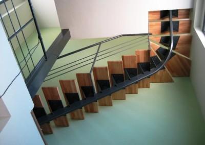 Escaleras Habitare Zanca Central